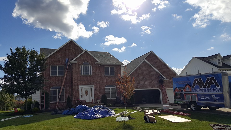 AVA Roofing & Siding roofing contractors